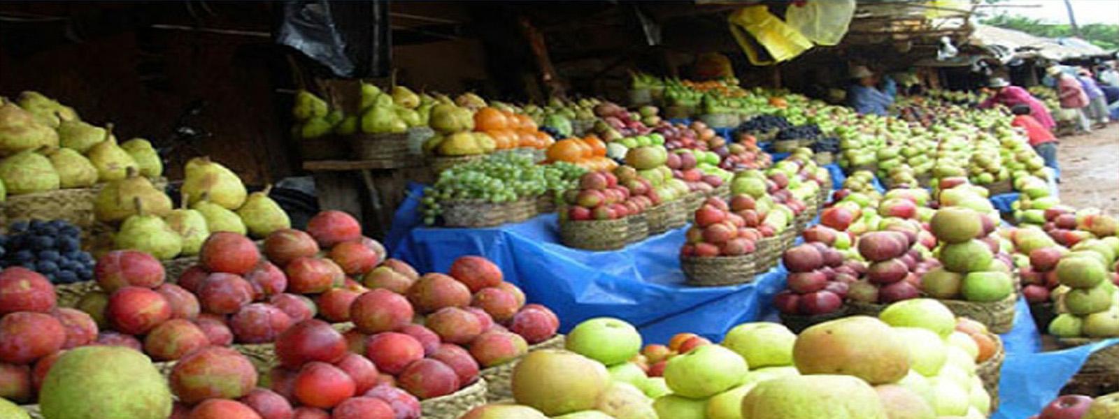 Fruits bio de Madagascar