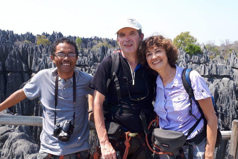 Les Comolet à Madagascar